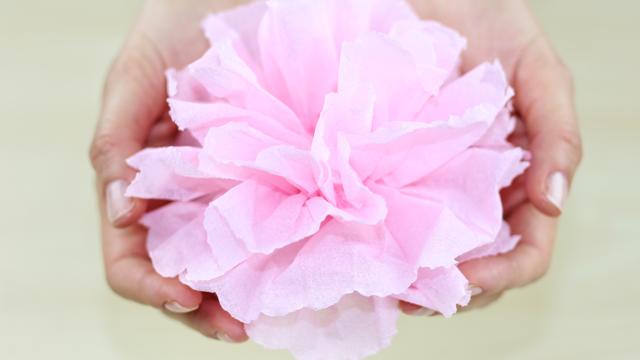 spedizione gratuita sporco online noi sporchi Come realizzare fiori con tovaglioli di carta: tutorial fai da te